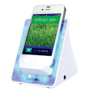 DreamZon LightOn 1E White Cell Phone Signaler