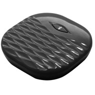 Amplifyze TCL Pulse Black Bluetooth Vibrating Bed Shaker and Sound Alarm for iOS by Amplicom