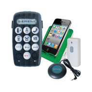 Serene Innovations CentralAlert CA-380 Wearable Notification System - Phone/Cell Phone and Doorbell