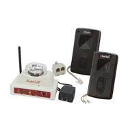 Silent Call Sidekick Receiver Phone/Doorbell Notification System