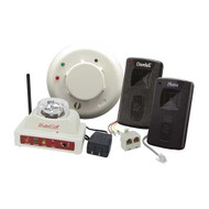 Silent Call Sidekick Receiver Deluxe Notification Kit - Door - Phone - Smoke