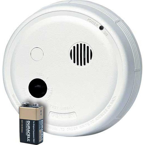 gentex 9123f hard wired smoke alarm vaughn engineering rh affordablevideomagnifiers com Gentex Stobe Wiring-Diagram Ford Power Mirror Switch Wiring