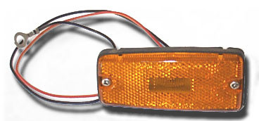 Samurai Side marker light
