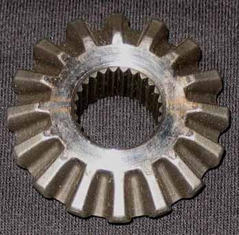 Suzuki rear side gears