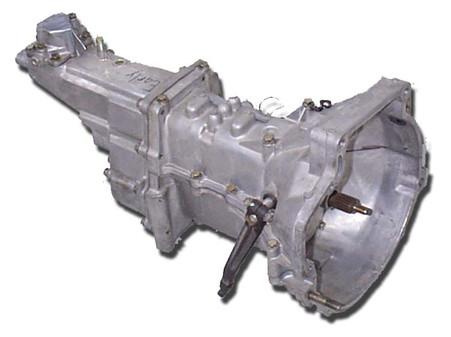 Suzuki Samurai Rebuilt transmission