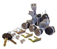 Suzuki Samurai Complete lock set