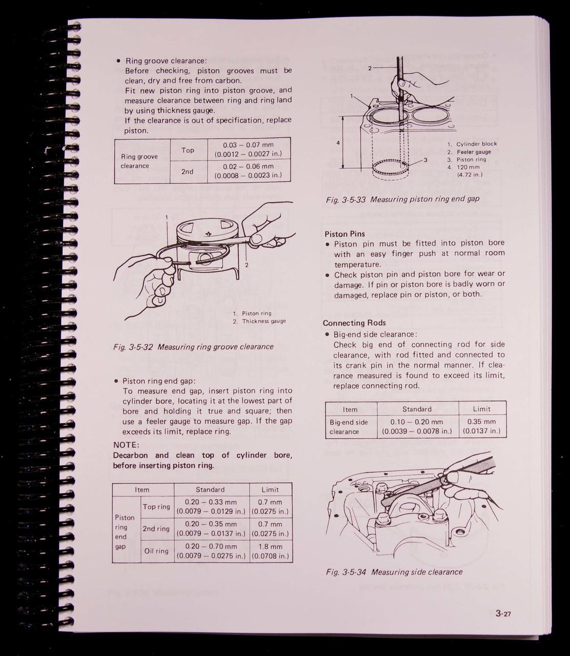 Suzuki Samurai Factory Service Manual - 1986-1988. Price: $65.00. Image 1.  Larger / More Photos
