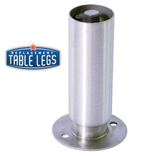 Heavy Duty Counter Leg Food Grade Stainless Steel Height - Food grade stainless steel table