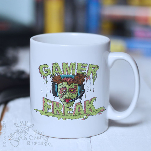 Gamer freak Mug