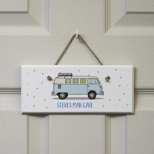 Personalised Campervan Sign