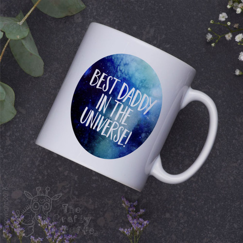 Best Daddy in the universe Mug