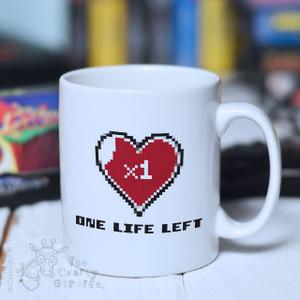 One life left Mug