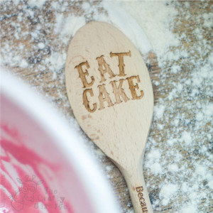 Eat Cake Spoon