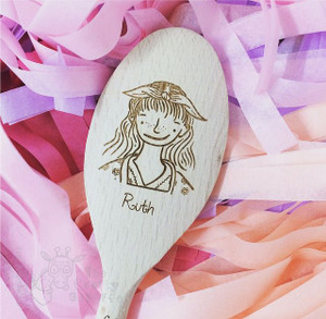 Personalised Character Spoon Face - Ruth