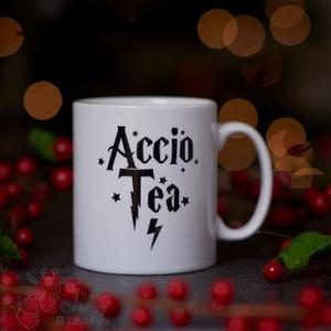Accio Tea Mug.