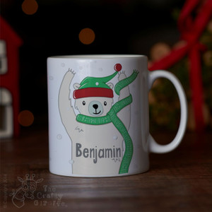 Personalised - Polar bear Mug
