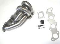 ISR (Formerly ISIS performance) V2 Tubular Exhaust Turbo Manifold - Nissan 240sx KA24DE