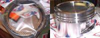 JE Pistons For NISSAN 1991-98 240SX KA24DE