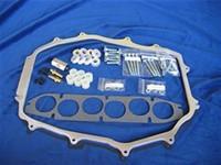 "Motordyne 5/16"" Iso Thermal Plenum Spacer: 2003-6 Nissan 350z/2003-06 Infiniti G35 VQ35DE"