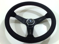 NARDI Deep Corn Suede Steering Wheel : 330 & 350mm