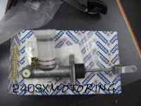 OEM Nissan 240sx Clutch Master Cylinder Assy.
