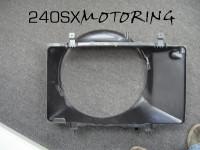 OEM Nissan Silvia S13 89-94 SR20DET Radiator Shroud
