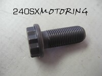 OEM SR20DET Flywheel Bolts