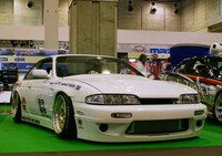 6666 Customs - TRA Kyoto - Rocket Bunny - Nissan S14 Zenki