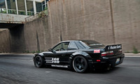 6666 Customs - TRA Kyoto - Rocket Bunny - Nissan S13 Flares (F&R)