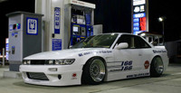 6666 Customs - TRA Kyoto - Rocket Bunny - Nissan S13 Silvia