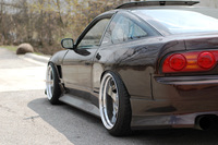Origin Tatakidashi 50mm Rear Over Fenders for Nissan S13 180SX/240SX 89-94