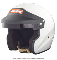 RaceQuip SA-2015 Open Face Helmet