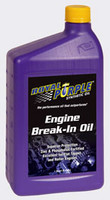 Royal Purple Break-in Oil