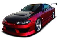 Origin-Lab Aggressive Front Bumper Nissan Silvia S15