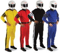 Safe-Quip 110 Series Pyrovatex® SFI-1 Racing Suit