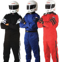 Safe-Quip 120 Series Pyrovatex® SFI-5 Racing Suit
