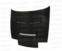 Seibon Carbon DV-style carbon fiber hood for 1989-1994 Nissan 240SX
