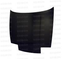 Seibon Carbon OEM-style carbon fiber hood for 1989-1994 Nissan 240SX