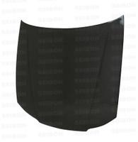 Seibon Carbon OEM-style carbon fiber hood for 1999-2001 Nissan S15