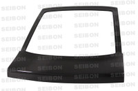 Seibon Carbon Trunk Lid for Nissan 240sx 89-94 Hatch S13