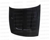 Seibon Carbon TT-style carbon fiber hood for 1989-1994 Nissan S13
