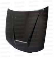 Seibon Carbon VSII-style carbon fiber hood for 1999-2001 Nissan S15