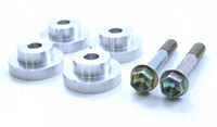 SPL Parts PRO Solid Differential Mounting Bushings Nissan 240sx 89-94 S13