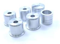 SPL Parts PRO V2 Solid Subframe Bushings Kit S13 S14 Nissan 240sx 89-98
