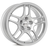 SQUARE Wheels G33 Model - 17x9 +15 5x114.3 (Set of 4 Wheels)