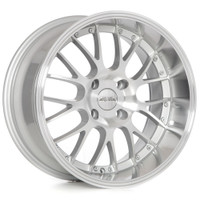 SQUARE Wheels G6 Model - 17x9 +15  (set of 4)