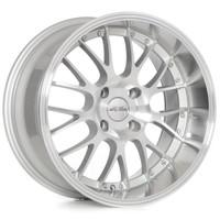 SQUARE Wheels G6 Model - 17x9 +15  (set of 4)
