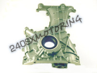 OEM Nissan S13 SR20DET Oil Pump Assembly Front Cover