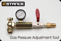 Stance Gas pressure adjustment tool for 3ways