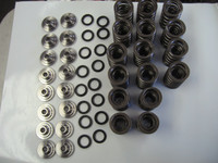 Supertech Dual Valve Springs and Retainers for KA24DE